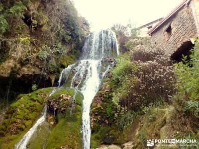 Parque Natural Saja-Besaya y Valderredible (Monte Hijedo) zapatos senderismo rutas en la sierra de m